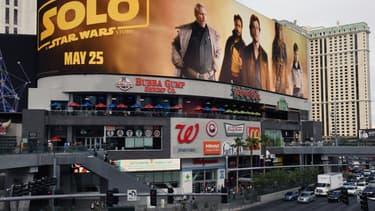 Plusieurs marques utilisent la marque Star Wars à l'occasion de la sortie du dernier opus de la saga