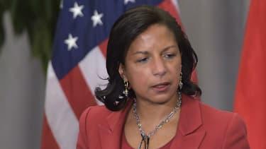 Susan Rice, la conseillère à la sécurité nationale de Barack Obama, le 1er avril 2016.