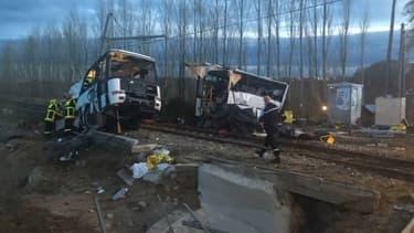 Le bus avait été coupé en deux lors du drame de Millas, dans les Pyrénées-Orientales.