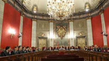 La Cour suprême espagnole.