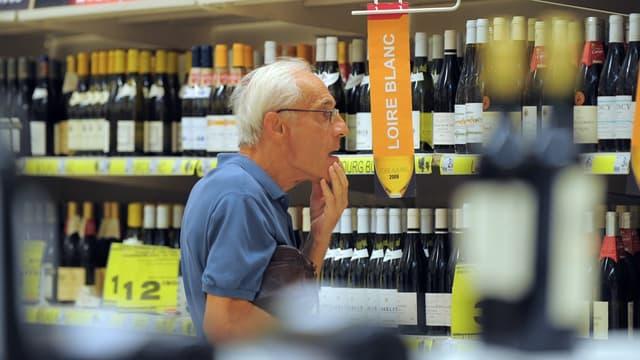 Selon Nielsen, ce sont les références de surgelé salé et d'alcools qui ont vu leur prix augmenter le plus, avec des hausses au-delà de +3% depuis deux mois.