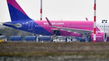 Wizz Air avait annoncé ce week-end une reprise des rotations au départ de sa base de Luton, au nord de Londres.