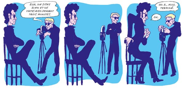 Dylan et Warhol