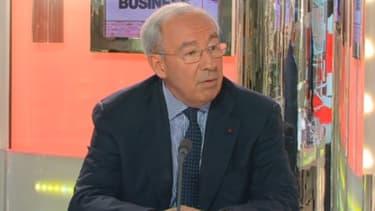 Jean-François Pilliard a estimé que le report de l'âge légale n'est pas une plus mauvaise solution que l'allongement de la durée de cotisation.