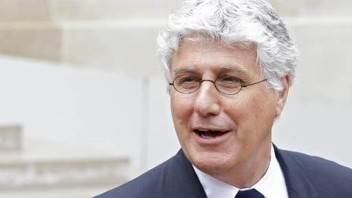Philippe Martin a réaffirmé que le gouvernement n'a pas décidé de prolonger la durée de vie du parc nucléaire.