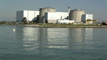 La centrale de Fessenheim est la doyenne des sites nucléaires français.