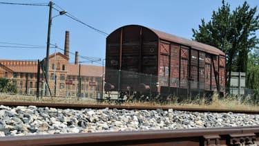 Entre 1942 et 1944, la SNCF avait déporté 76.000 juifs de France vers les camps de la mort.