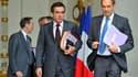 """Le Premier ministre François Fillon a volé au secours de son ministre du Travail Eric Woerth, accusé de conflit d'intérêt dans l'affaire Bettencourt, en lui réaffirmant sa """"confiance"""" et son """"amitié"""". /Photo prise le 2 juin 2010/REUTERS/Philippe Wojazer"""