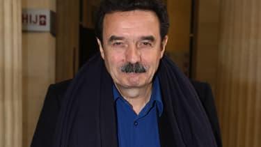 Edwy Plenel, directeur de la publication de Mediapart, en novembre 2015