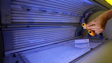 Les cabines solaires ne sont pas adaptées aux normes (image d'illustration)