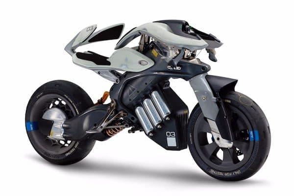 La Motoroid de Yamaha, un concept-bike qui fait rêver