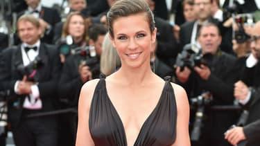 Lorie Pester au Festival de Cannes en 2015