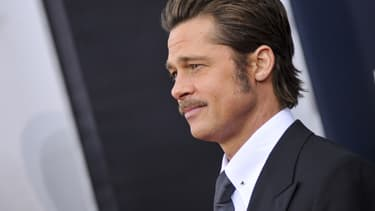 Brad Pitt le 15 octobre 2014
