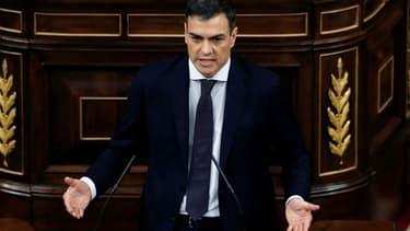 Pedro Sanchez, président du gouvernement espagnol.