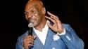 Mike Tyson sur scène