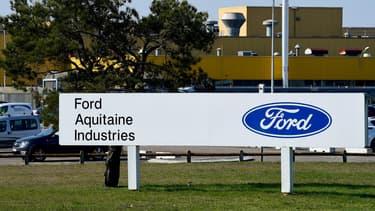 Ford a présenté un plan social complet pour un arrêt définitif de la production du site girondin de Blanquefort (850 salariés), prévu fin août 2019.