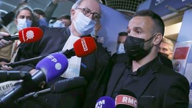 Mathieu Valbuena au tribunal correctionnel de Versailles