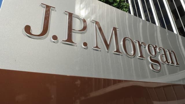 JPMorgan met de l'argent de côté pour régler les litiges en cours.