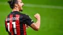 Zlatan Ibrahimovic - Milan