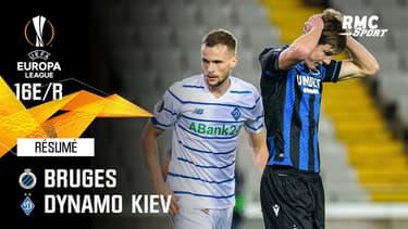 Résumé : Bruges 0-1 (Q) Dynamo Kiev - Ligue Europa 16e de finale retour