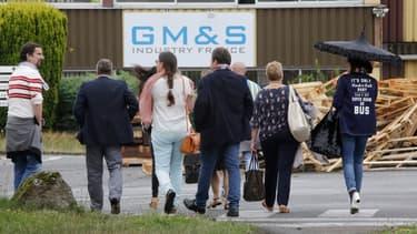 Les salariés de GM&S attendent toujours d'être fixés sur leur sort.