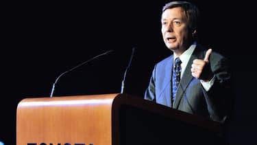 Didier Leroy, vice-président monde de Toyota.