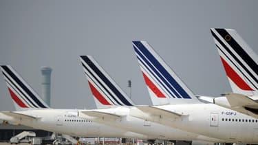 Air France avait déjà réduit la voilure en 2012 avec le plan Transform