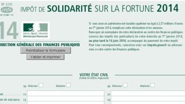 A moins de 300 euros, l'ISF peut être payé en... liquide