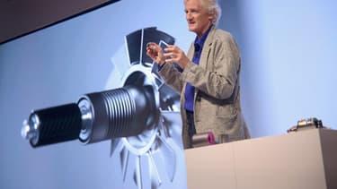 Dyson appartient à 100% à son fondateur James Dyson.