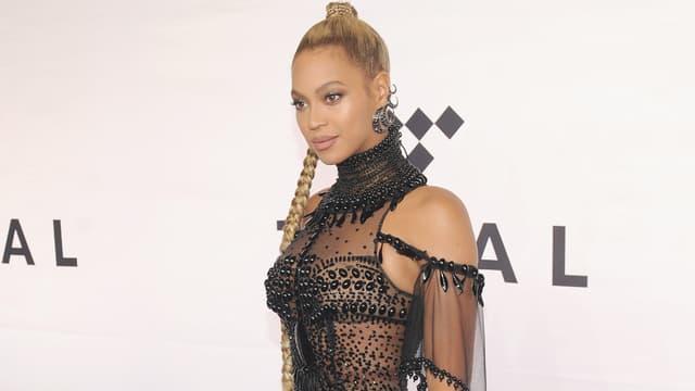 Beyoncé le 15 octobre 2016 à New York