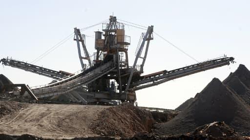 Les mines nigériennes représentent un tiers de la production d'Areva en uranium.