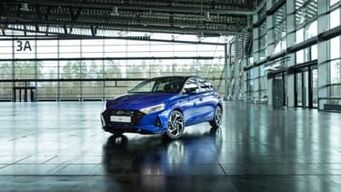 Une sécurité de tous les instants avec Hyundai i20 Nouvelle Génération
