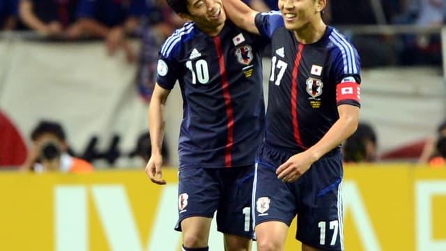 Malgré la réduction du score de Kagawa, le Japon s'est incliné en Jordanie