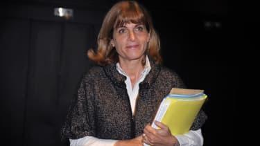 Anne Lauvergeon est actuellement mise en examen dans le dossier UraMin