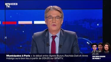 Le débat des municipales à Paris entre Agnès Buzyn, Rachida Dati et Anne Hidalgo se déroulera dès 21h, mais dans des conditions particulières en raison d'un mouvement social des salariés de NextradioTV