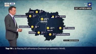 Météo Paris-Ile de France du 8 mai: Beaucoup de douceurs