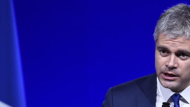 """Laurent Wauquiez demande une """"refondation radicale"""" de l'Union européenne."""