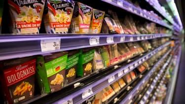 Les marques des distributeurs peinent à résister aux baisses de prix des grandes marques.