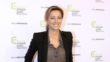 Anne-Sophie Lapix, future présentatrice du JT de France 2?