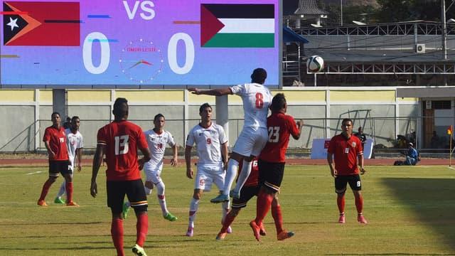 L'équipe nationale du Timor oriental