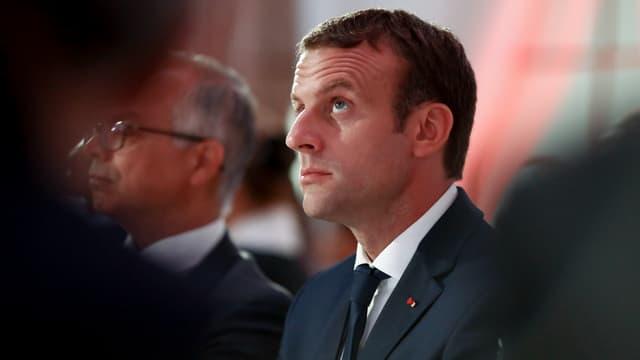 Emmanuel Macron veut réunir les députés et sénateurs en Congrès à Versailles.