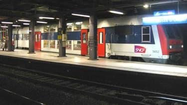Photo d'illustration du RER D.