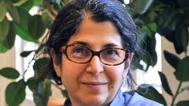 L'anthropologue franco-iranienne Fariba Adelkhah, ici en 2012
