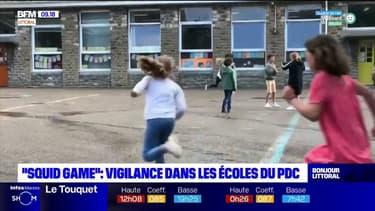 """Nord: les académies d'Arras et de Lille s'inquiètent des violences à l'école basées sur la série """"Squid Game"""""""