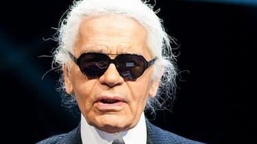 Karl Lagerfeld ouvre une nouvelle boutique à Paris