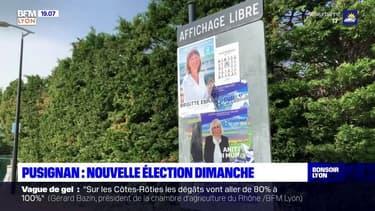 Pusignan : nouvelle élection municipale dimanche