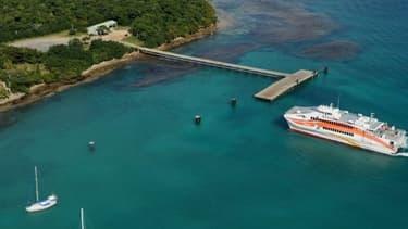 Pour bénéficier de la défiscalisation en outre-mer, Ikea a investi dans un ferry en Nouvelle Calédonie