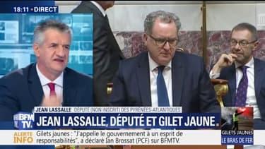 """""""On ne fait pas un buzz sur une affaire comme ça"""" Jean Lassalle explique pourquoi il s'engage avec les gilets jaunes"""