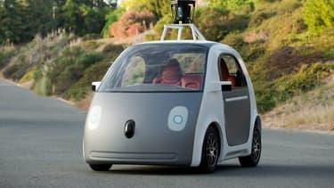 La Google Car autonome