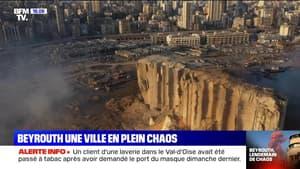 Story 1 : La ville de Beyrouth en plein chaos - 05/08